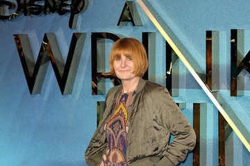 Mary Portas 'A Wrinkle In Time' European Premiere - Red Carpet Arrivals