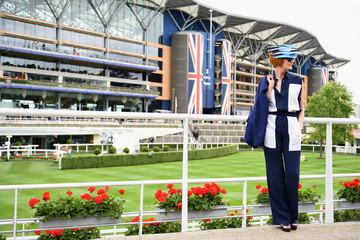 Mary Portas Royal Ascot 2015 - Racing, Day 2