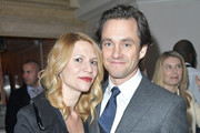 "Actress Claire Danes and husband, actor Hugh Dancy attend the after party following the New York premiere of ""Mary Queen Of Scots"" at Paris Theater on December 4, 2018 in New York City."