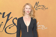 "Actress Claire Danes attends the New York premiere of ""Mary Queen Of Scots"" at Paris Theater on December 4, 2018 in New York City."