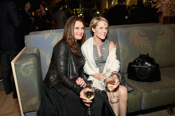 Mary Stuart Masterson Under the Gun NY Premiere Event With Katie Couric & Stephanie Soechtig