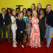 Mary Viola Premiere Of Netflix's 'Tall Girl' - Red Carpet