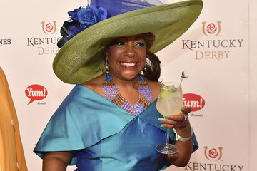 Mary Wilson The GREY GOOSE Lounge at the 142nd Running of the Kentucky Derby