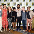 Mary Wiseman Comic-Con International 2018 - 'Star Trek: Discovery' Press Conference And Red Carpet