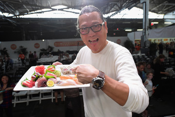Masaharu Morimoto Food Network & Cooking Channel New York City Wine & Food Festival
