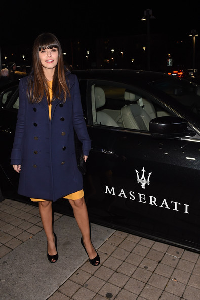 Maserati At 32th Turin Film Festival - Day One