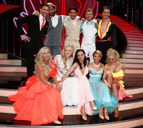 'Let's Dance' Taping in Cologne