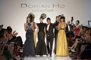 Dorian Ho Mastercard Luxury Week Hong Kong 2009 - Day 2