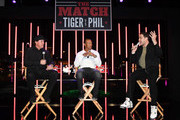 Tiger Woods and Phil Mickelson Photos Photo