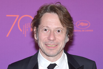 Mathieu Amalric Opening Gala Dinner Arrivals - The 70th Annual Cannes Film Festival