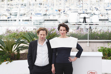 "Mathieu Amalric ""Barbara"" Photocall - The 70th Annual Cannes Film Festival"