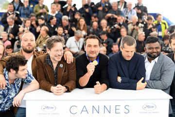 Mathieu Amalric Instant View - The 71st Annual Cannes Film Festival