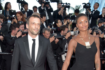 Mathieu Kassovitz 70th Anniversary Red Carpet Arrivals - The 70th Annual Cannes Film Festival