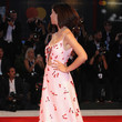 Matilda De Angelis 'The Sisters Brothers' Red Carpet Arrivals - 75th Venice Film Festival