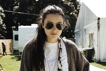 Matilda Lowther Ray-Ban Rooms at Barclaycard Presents British Summer Time Hyde Park