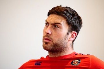 Matt Banahan Bath Rugby Media Session