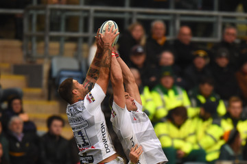 Matt Banahan Wasps vs. Gloucester Rugby - Gallagher Premiership Rugby