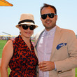 Matt Bernson The Sixth Annual Veuve Clicquot Polo Classic - VIP Marquee