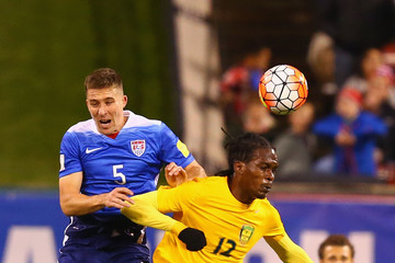 Matt Besler St Vincent & The Grenadines v United States - FIFA 2018 World Cup Qualifier