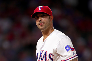 Matt Bush Los Angeles Angels of Anaheim v Texas Rangers
