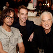 Matt Cameron Jimmy Page Celebrates His Photographic Autobiography