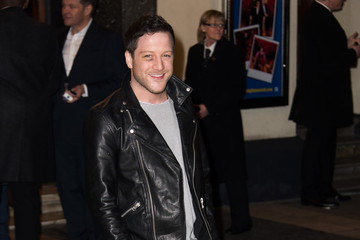 "Matt Cardle ""I Can't Sing!' Press Night in London — Part 2"