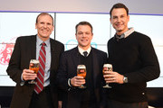 Matt Damon, Gary White, Stella Artois, and Water.org Host a Panel Discussion at the World Economic Forum