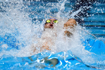 Matt Grevers TYR Pro Swim Series At Indianapolis - Day Two