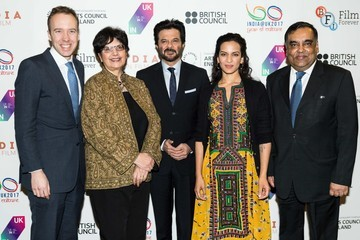 Matt Hancock Press Launch For The UK India Year Of Culture At The BFI SouthbanK