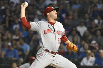 Matt Harvey Cincinnati Reds v Chicago Cubs