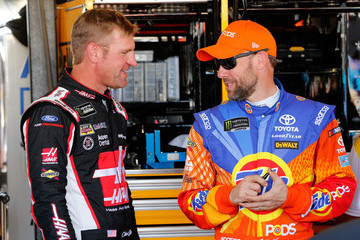 Matt Kenseth Phoenix International Raceway - Day 2