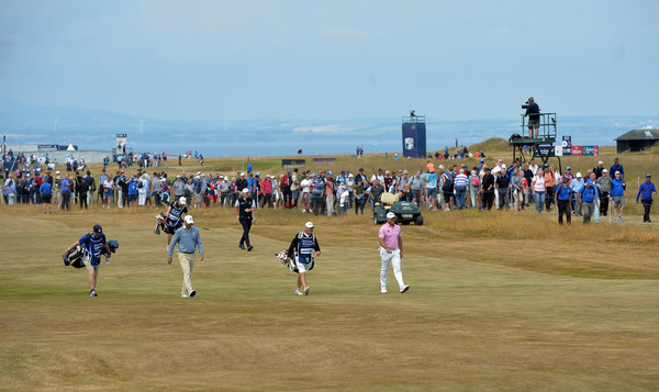 Aberdeen Standard Investments Scottish Open - Day Two []