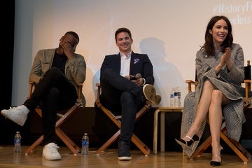 Matt Lanter NBC's 'Timeless' at Smithsonian and NEH's History Film Forum Event