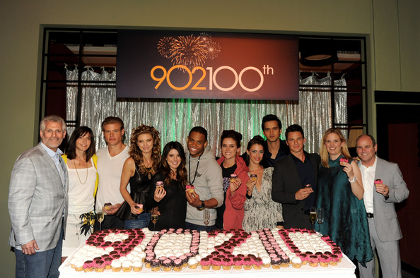 "The CW Celebrates ""90210"" 100th Episode"
