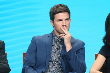 Matt Lanter 2016 Summer TCA Tour - Day 7