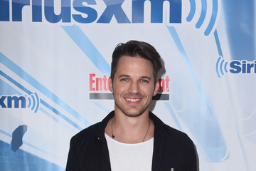 Matt Lanter SiriusXM's Entertainment Weekly Radio Channel Broadcasts From Comic Con 2017 - Day 1