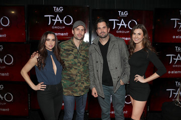 Matt Leinart TAO Group's Big Game Takeover Presented By Tongue & Groove