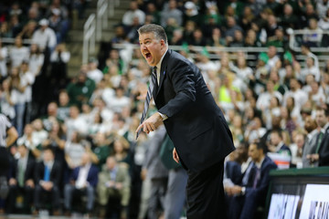 Matt Painter Purdue v Michigan State