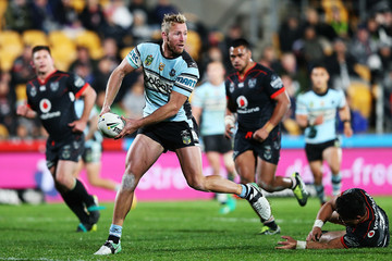 Matt Prior NRL Rd 21 - Warriors v Sharks