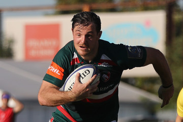 Matt Smith Racing 92 v Leicester Tigers -  Champions Cup