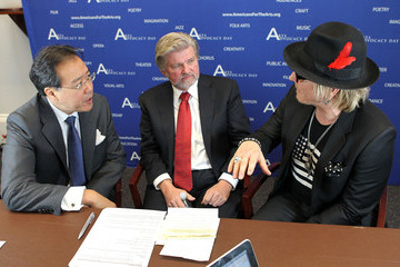 Matt Sorum Robert Lynch Ovation Sponsors Arts Advocacy Day