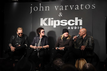 Matt Sorum Klipsch Audio Presents an Intimate Inductee Conversation Hosted by John Varvatos
