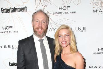 Matt Walsh Morgan Walsh Entertainment Weekly Hosts Celebration Honoring Nominees for the Screen Actors Guild Awards - Arrivals
