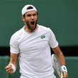 Matteo Berrettini European Best Pictures Of The Day - July 11