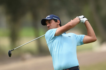 Matteo Manassero Commercial Bank Qatar Masters - Day One
