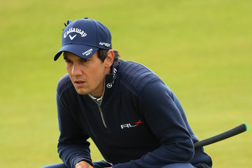 Matteo Manassero AAM Scottish Open - Day Two