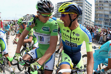 Matteo Tosatto Le Tour de France: Stage 4