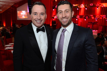 Matthew Baron 21st Annual Elton John AIDS Foundation Academy Awards Viewing Party - Inside