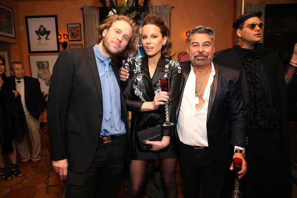 Flaunt And Baccarat Celebrate Flaunt's 20th Anniversary