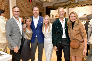 Matthew Belloni Andrew Weitz The Hollywood Reporter Power Of Style 2019 With Brunello Cucinelli